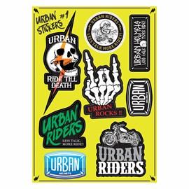 Adesivo Urban Sticker 1