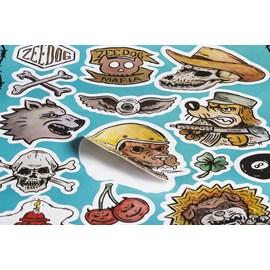 Adesivo Urban Sticker Zee Dog