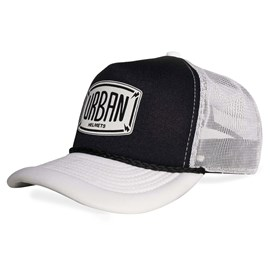 Boné Urban Black School Trucker