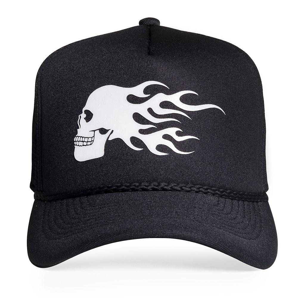 Boné Urban Fire Skull