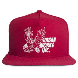 Boné Urban Flying Snapback