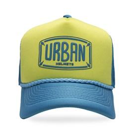 Boné Urban Live Blue Trucker
