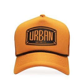 Boné Urban Live Orange Trucker