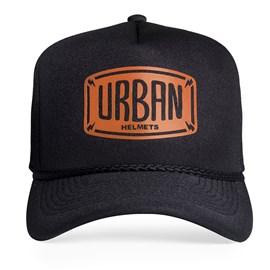 Boné Urban Shield Preto/Laranja