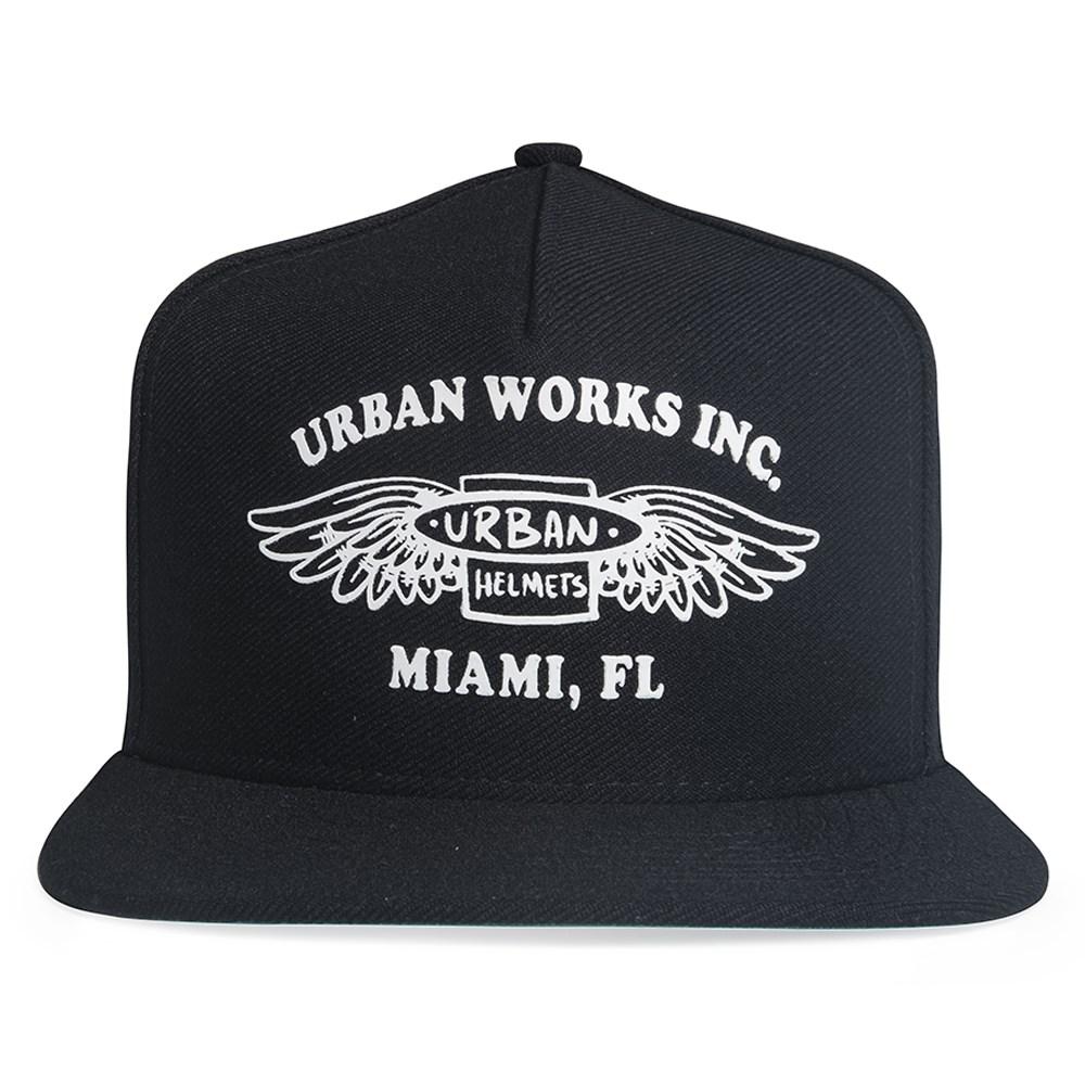 Boné Urban Works Inc Snapback