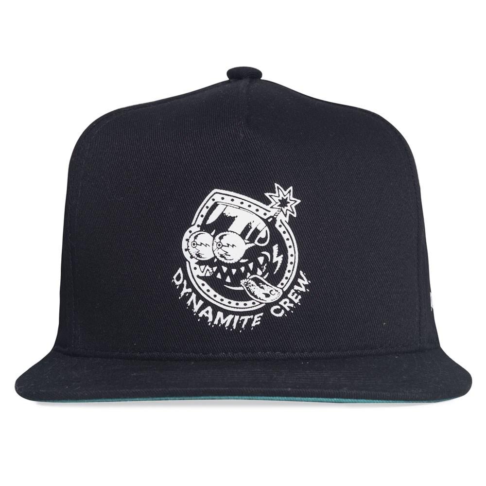Boné Urban x Dynamite Black Snapback