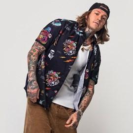 Camisa Urban Rider