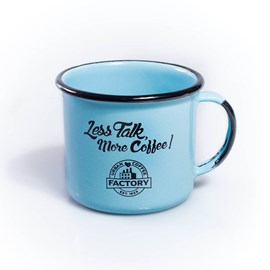 Caneca Urban Biker Tour Light Blue