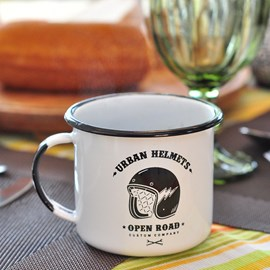 Caneca Urban Open Road White