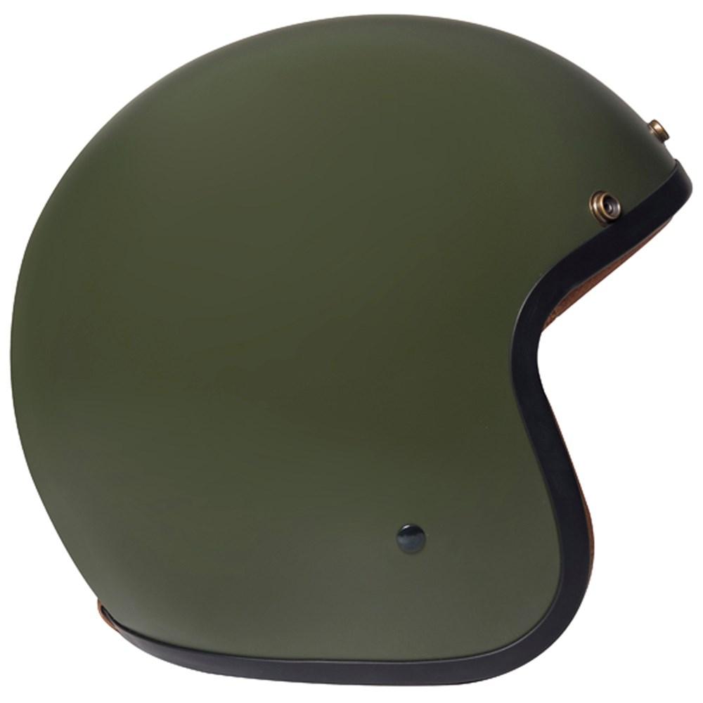 Capacete Urban Army Verde Fosco