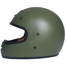 Capacete Urban Bigbore Double D Army Green Vintage