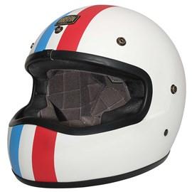 Capacete Urban Bigbore Racer 53 Vintage