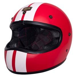 Capacete Urban Bigbore Red Racer