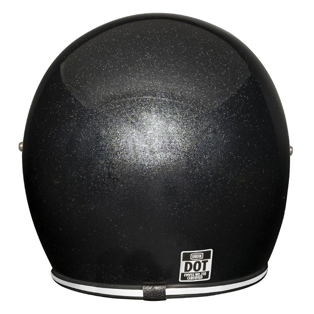 Capacete Urban Black Flake