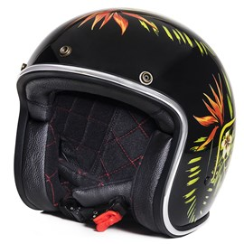 Capacete Urban Hermoso Fúria Tropical