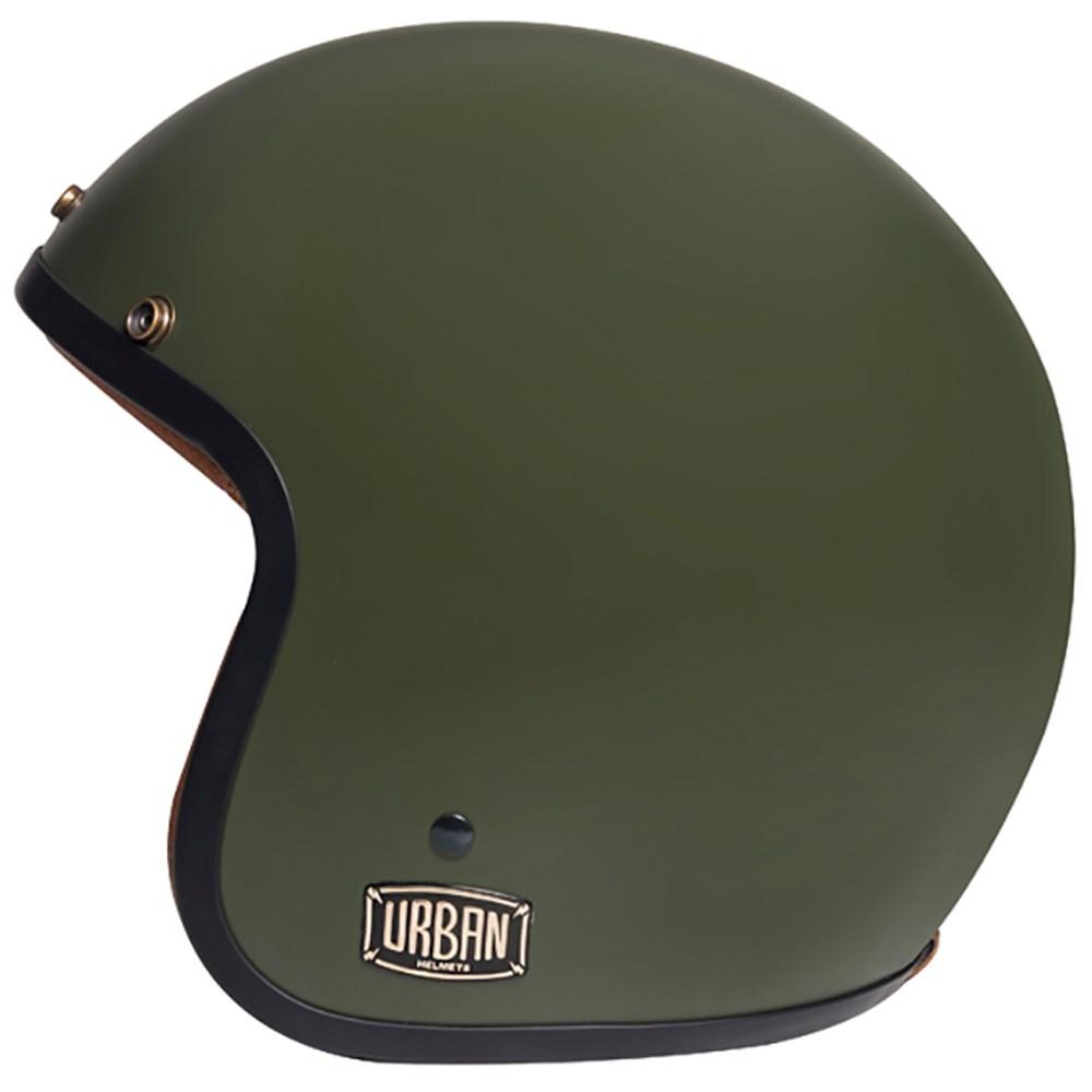 Capacete Urban Tracer Army Verde Fosco