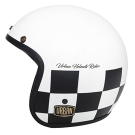 Capacete Urban Tracer Chess Rider Matte