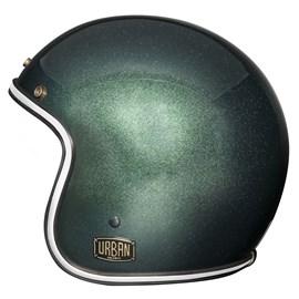 Capacete Urban Tracer Green Flake II