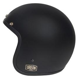 Capacete Urban Tracer Matte Black II
