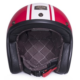 Capacete Urban Tracer Red Racer