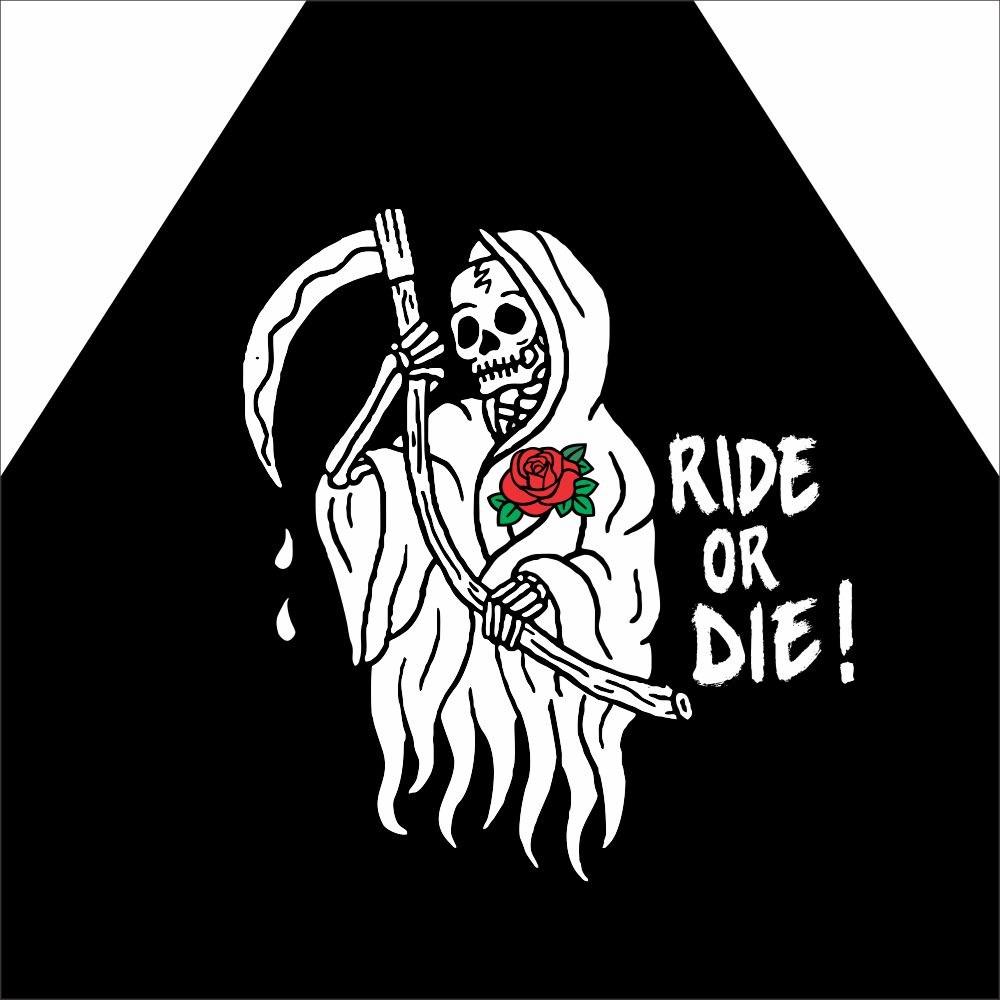 Raglan Titto Ride or Die