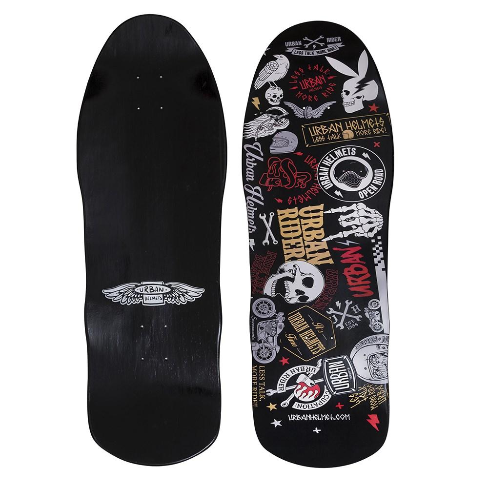 Shape Surfing Urban Stickers 9,6''
