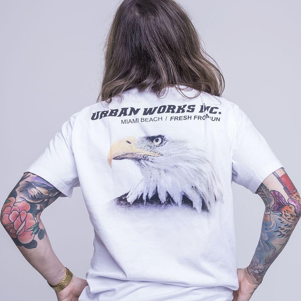 T-Shirt American Hawk