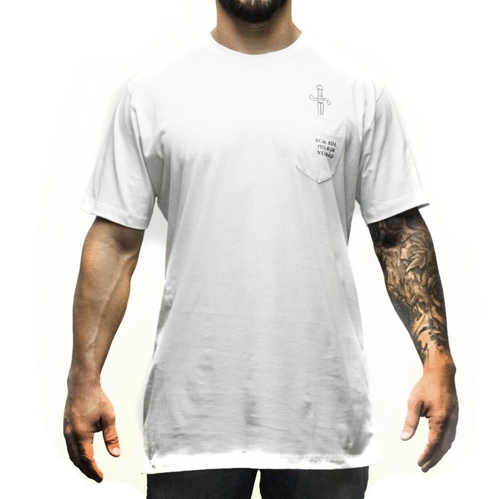 T-Shirt Titto Luck Branca