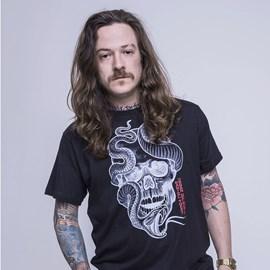T-Shirt Tucci's Skull