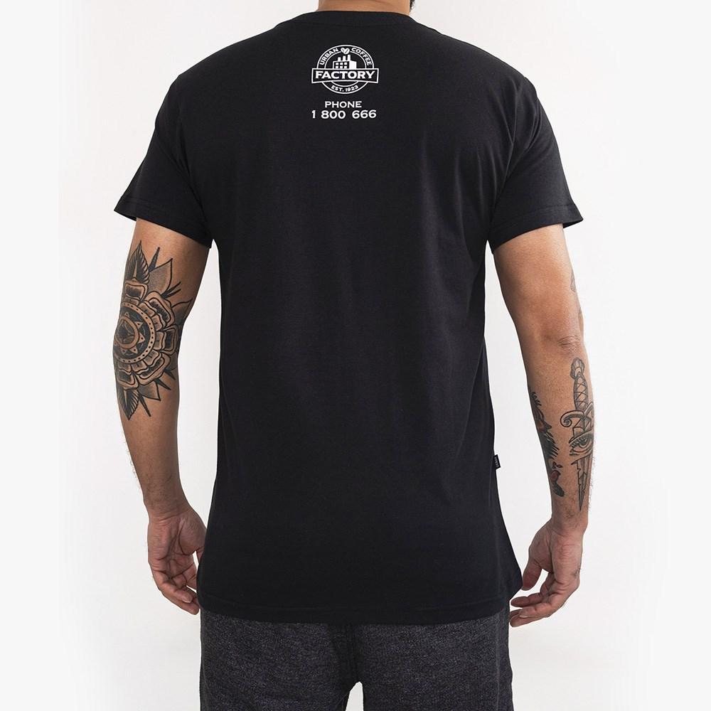 T-Shirt Urban Coffee Factory