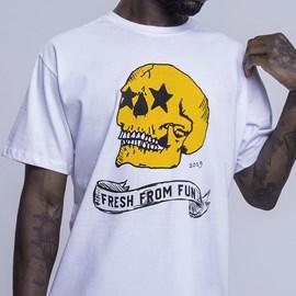 T-Shirt Urban Fresh From Fun Skull