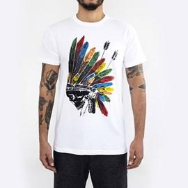 T-Shirt Urban Indian Skull
