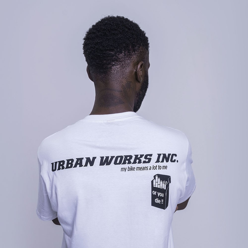 T-Shirt Urban Supervisor