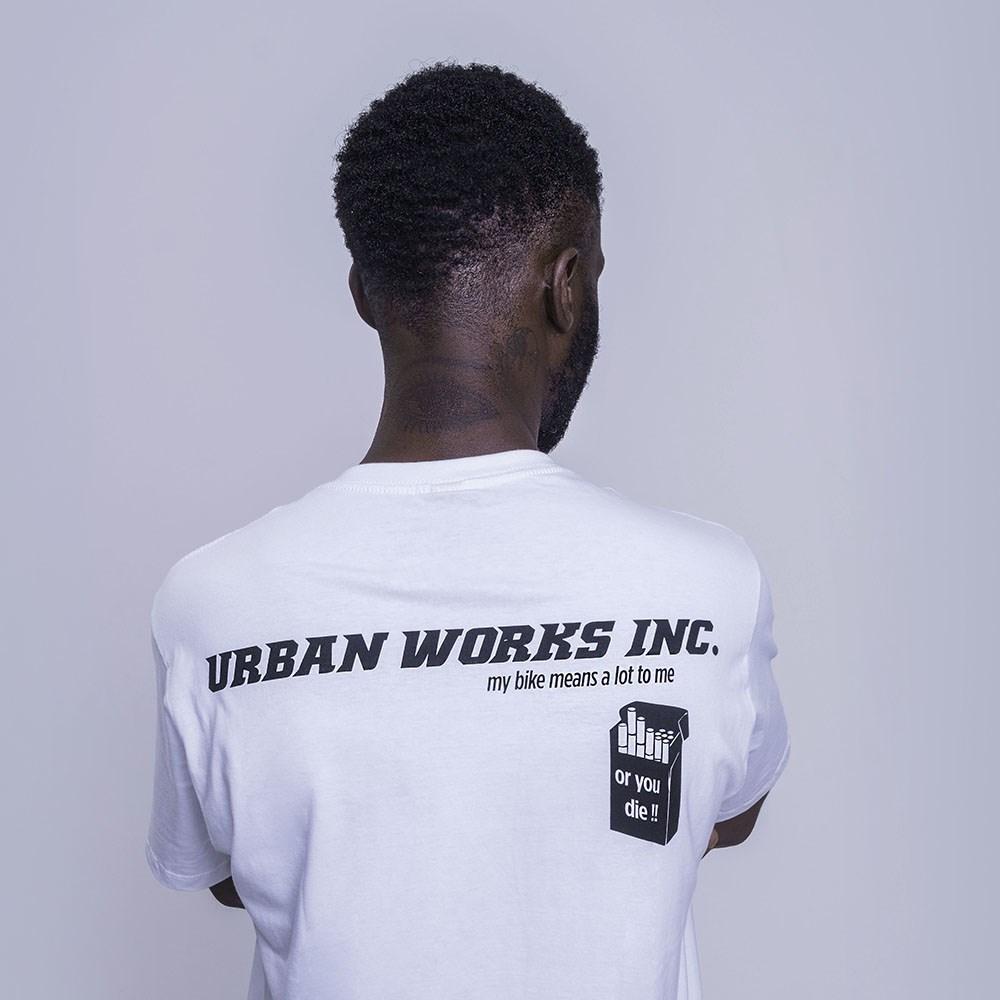 T-Shirt Urban Supervisor