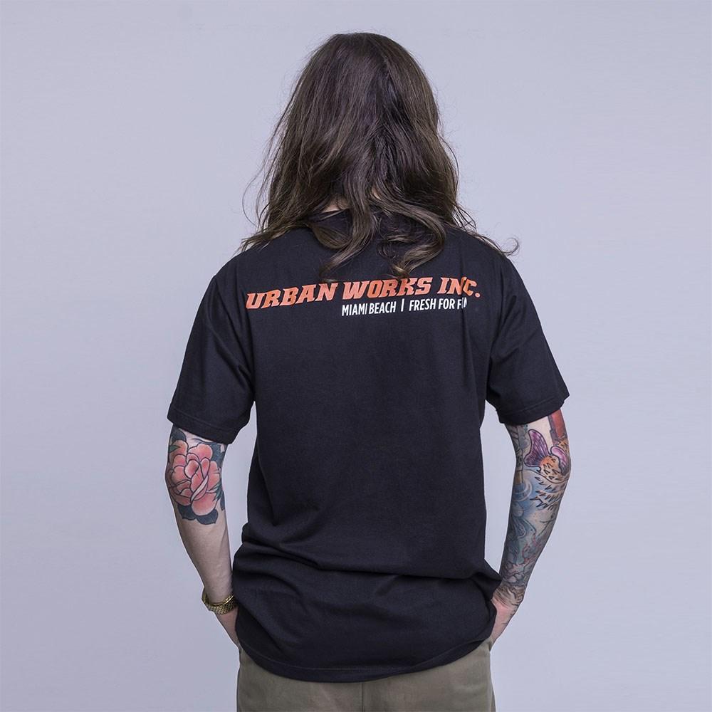 T-Shirt Urban Weekend Warrior