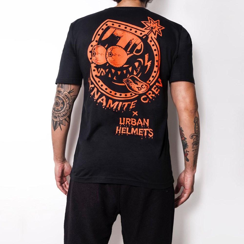 T-Shirt Urban x Dynamite Bomb Orange