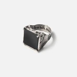 Urban Black 23 Ring