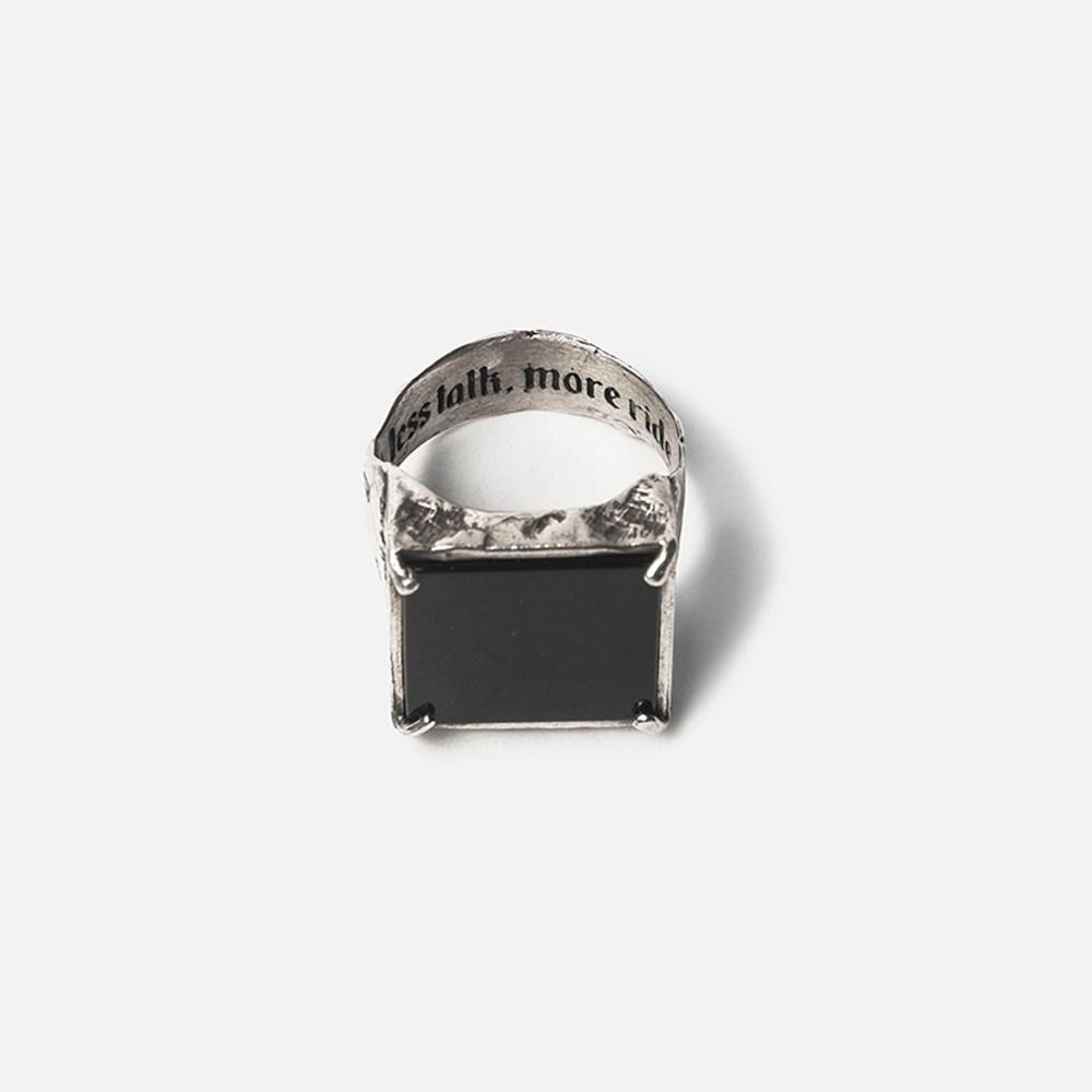 Urban Black 23 Ring