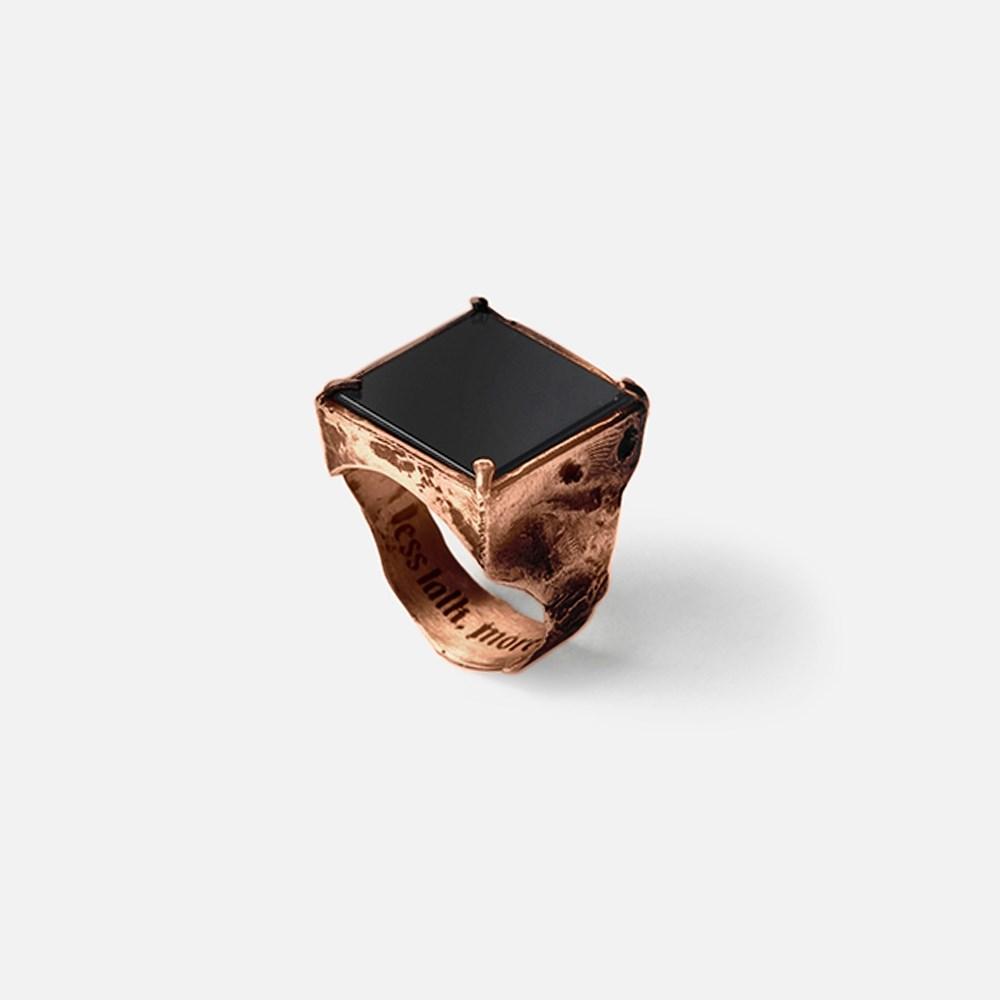 Urban Black 23 Ring Bronze
