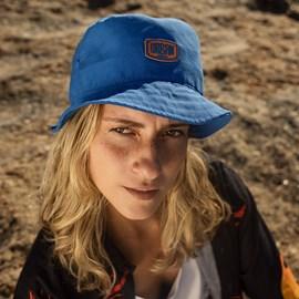 Urban Blue Bucket Hat