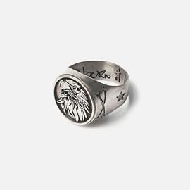 Urban Eagle Ring