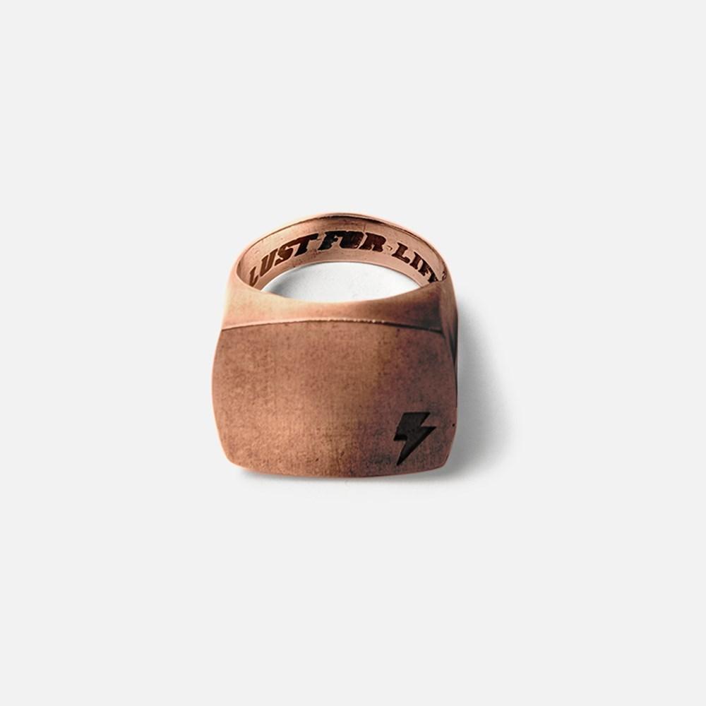 Urban Flash Ring Bronze