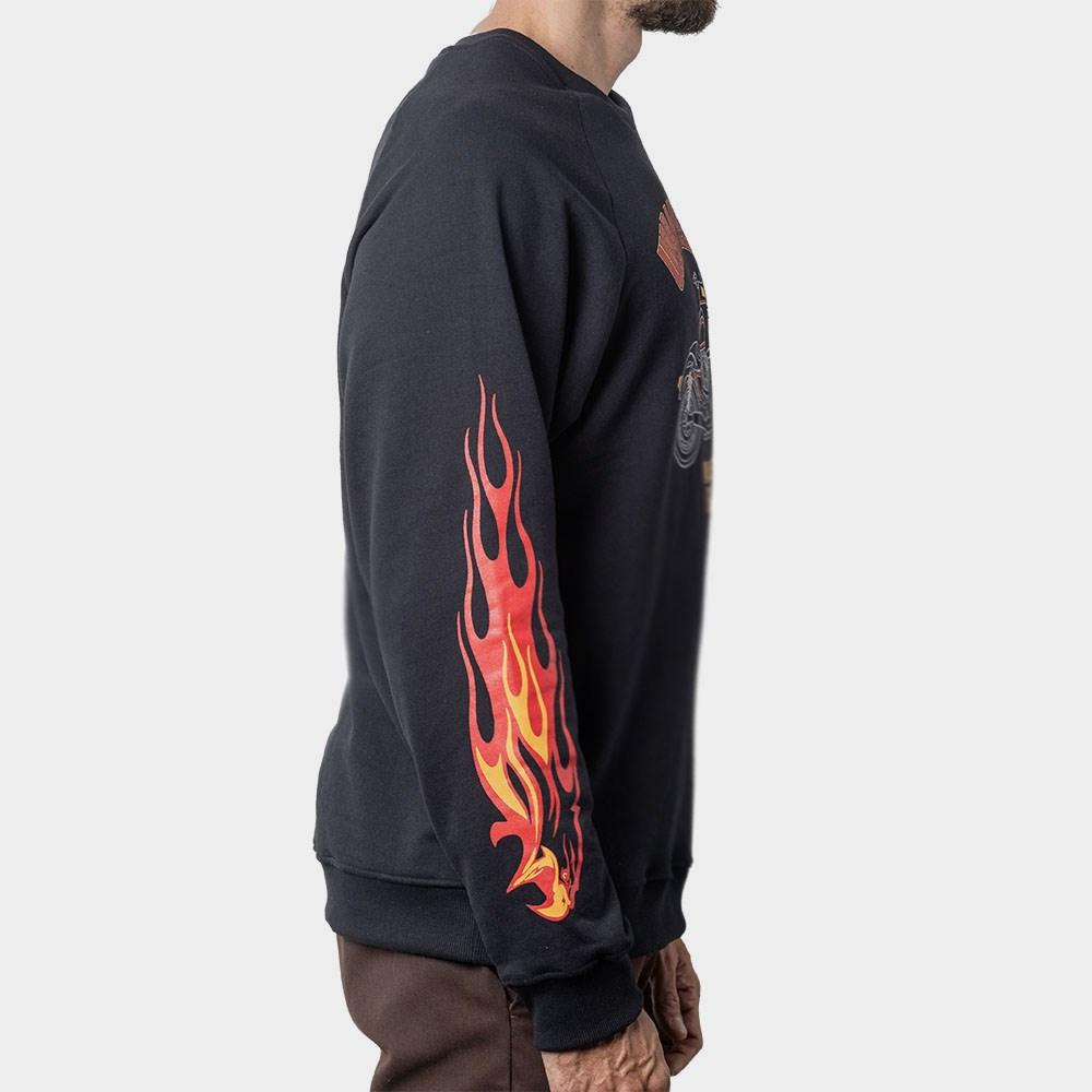 Urban Miami Moto Sweatshirt