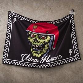 Urban Monster Garage Flag