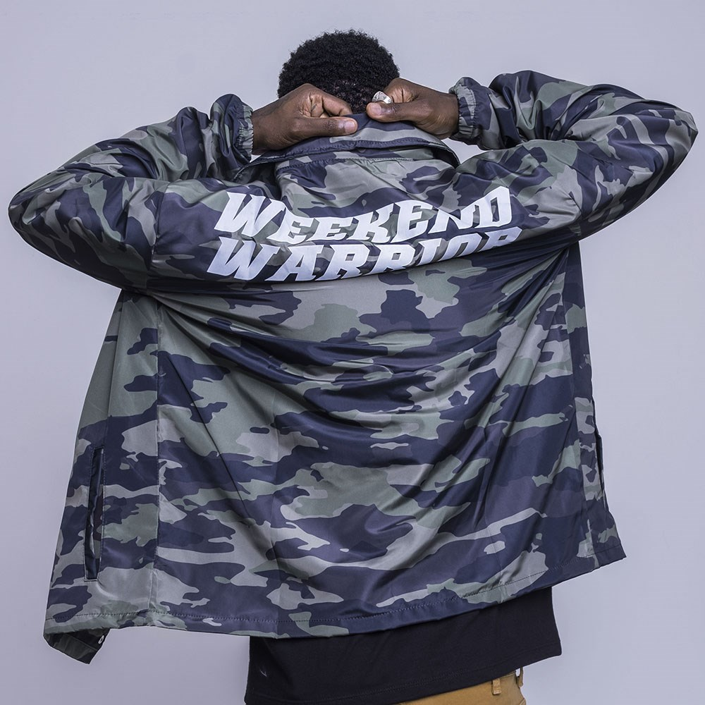 Urban Windbreaker Weekend Warrior