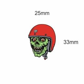 Urban Zombie Pin