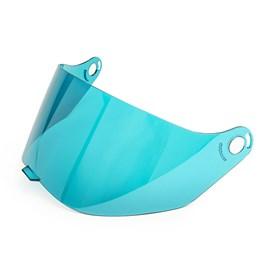 Viseira Transparente Azul BigBore S